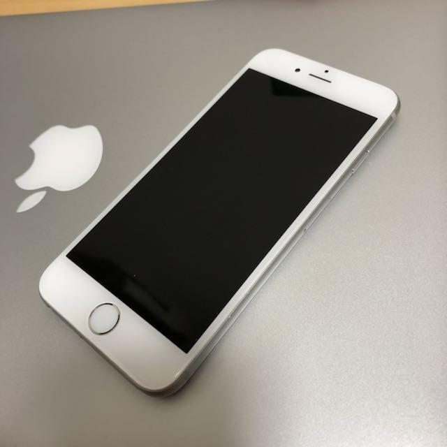 Iphone6 64G 銀色/二手女用機