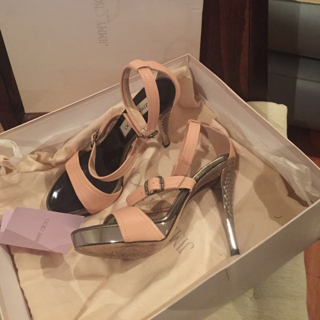 Jimmy Choo Shoes,100% Authentic Price down