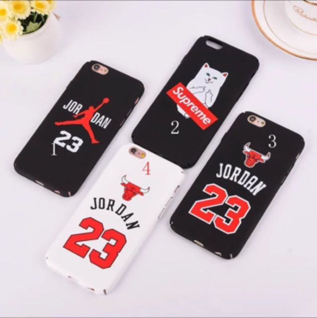 ad1ccf815c982 Jordan basketball phone case casing iphone michael jordan supreme