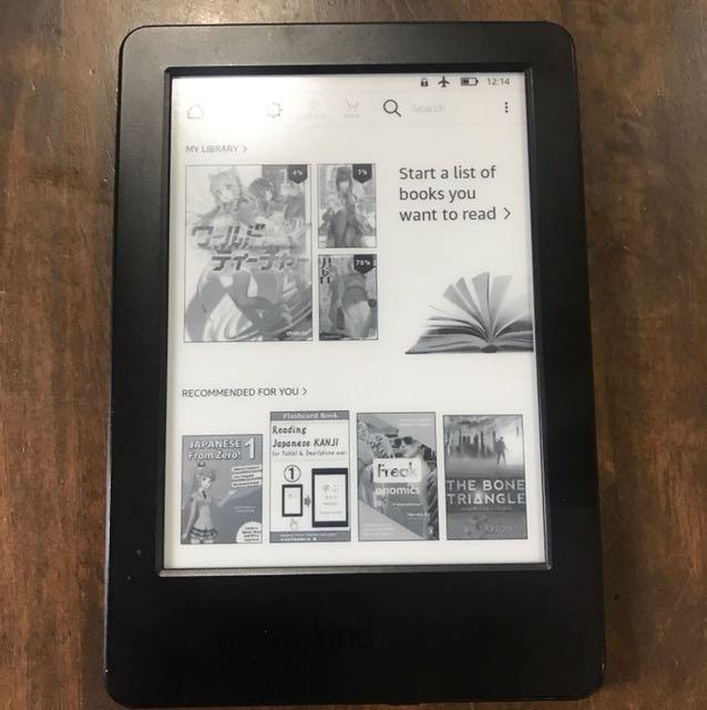 Kindle basic