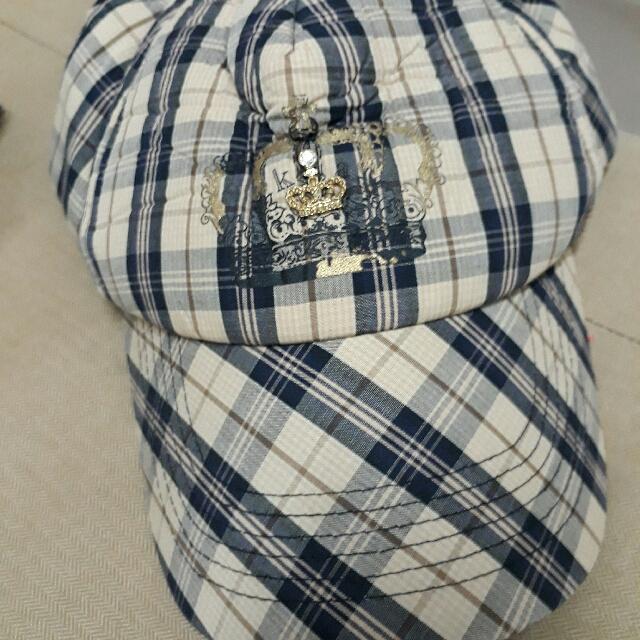 Kinlocn Anderson帽子