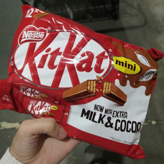 Kitkat Milk chocolate