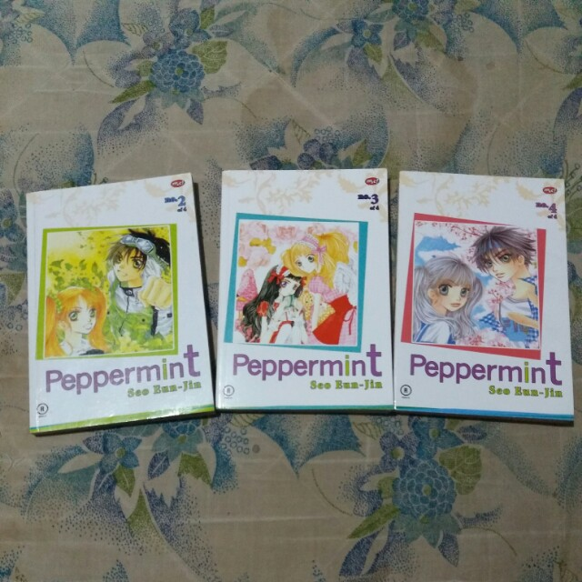 Komik Peppermint