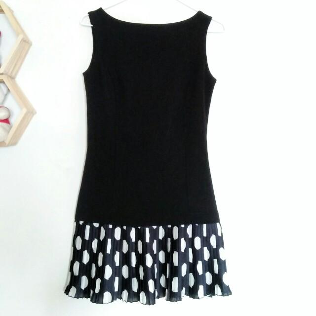 Korean Little Black Dress
