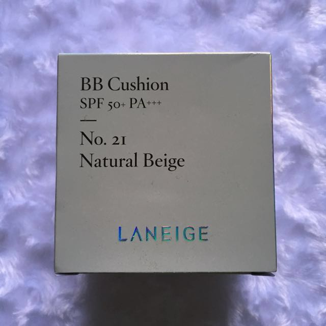 Laneige BB cushion
