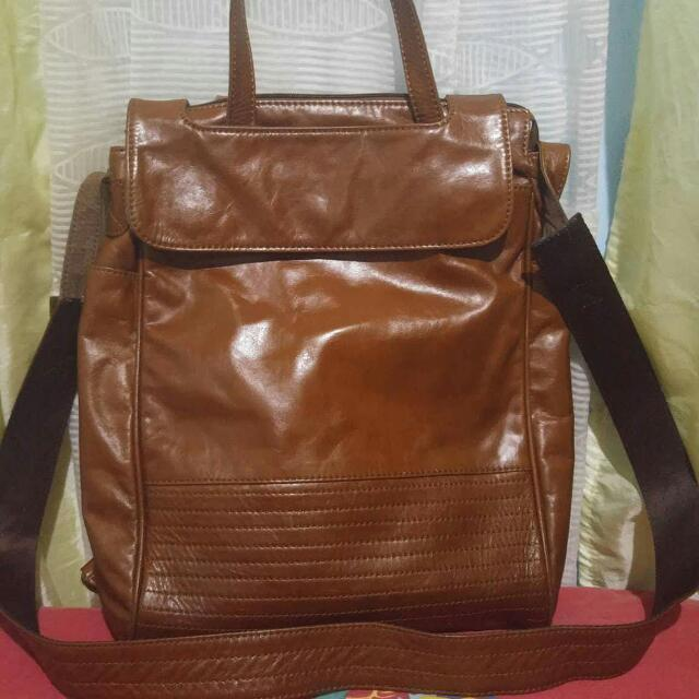 Rush Sale !!Leather Office Bag