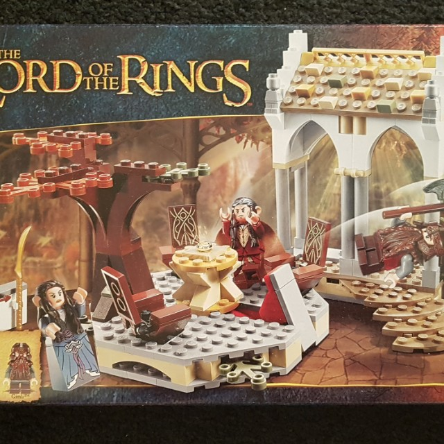 LEGO SET Lord of the Rings