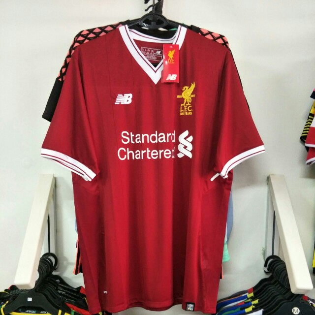 b44521740 LIVERPOOL HOME JERSEY SIZE XL