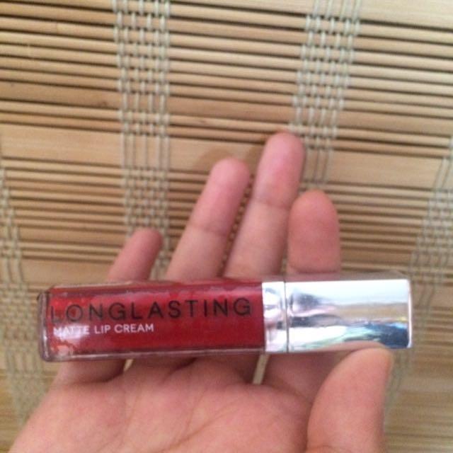 LT Pro Longlasting Matte Lip Cream Shade 01