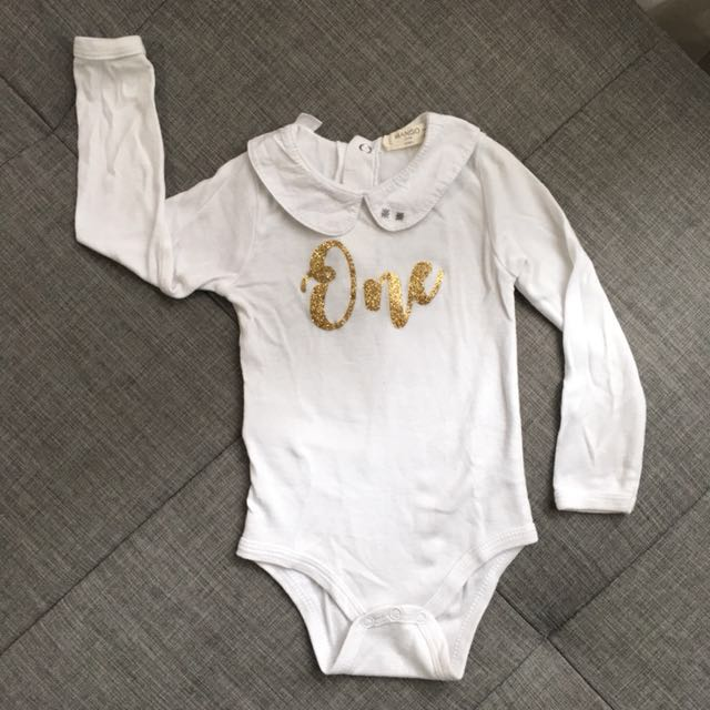 Mango Baby Shirt with Engrave