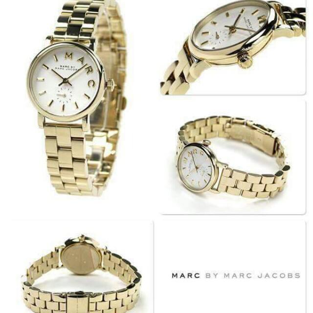Marc Jacobs Mini Steel Watch