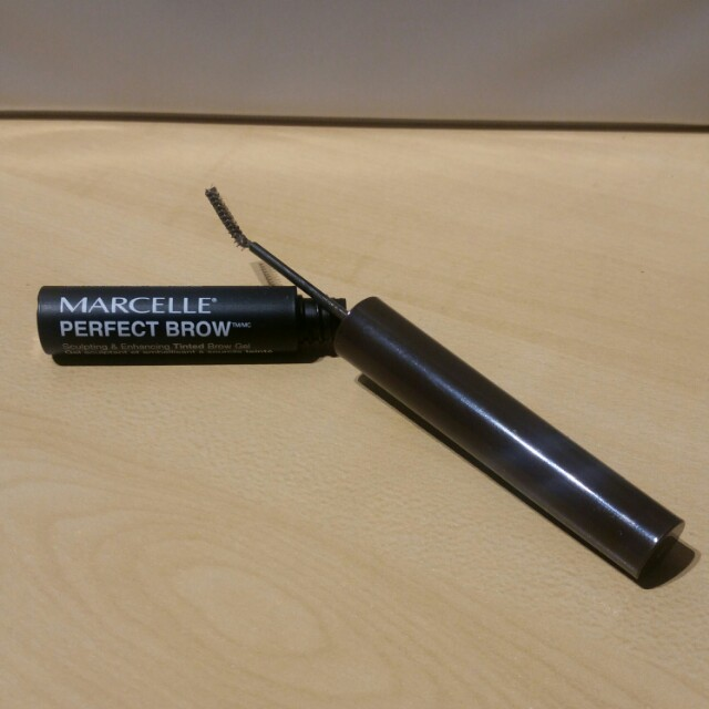Marcelle - Perfect Brow Sculpting & Enhancing Tinted Brow Gel (Medium to Dark)