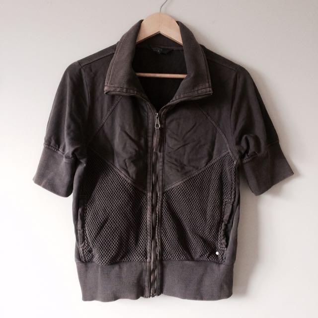 Max Dark Grey Jacket Size Medium