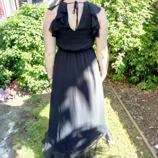 Max High-Low dress