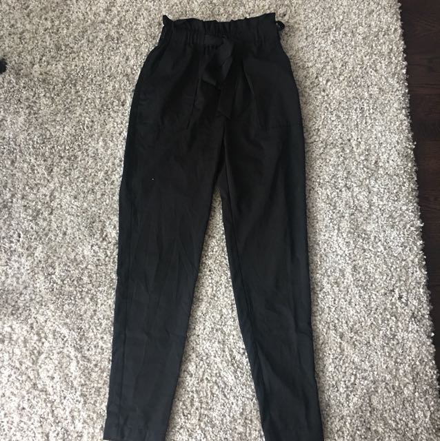 Mendocino high waisted pants in small