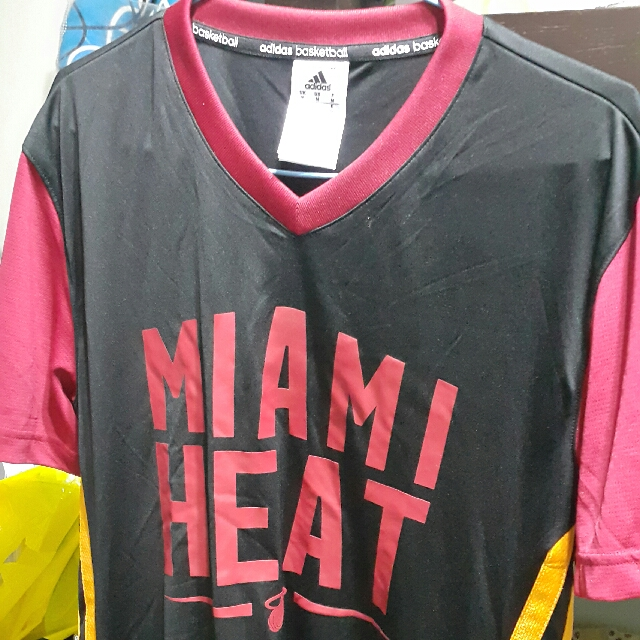 Miami Heat Jersey Shirt