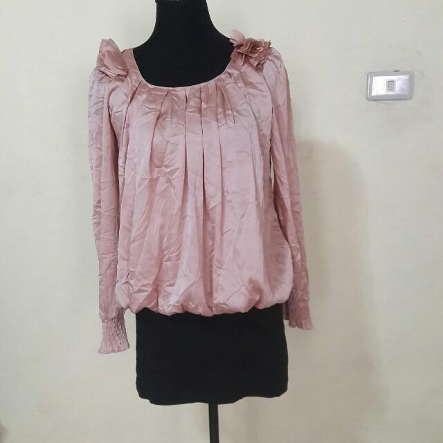Mini dress / long blouse small to medium