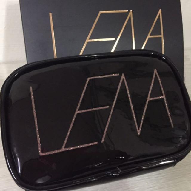 Missha X LENA聯名款化妝包