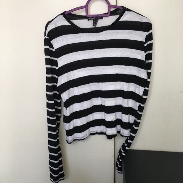MNG stripes Top