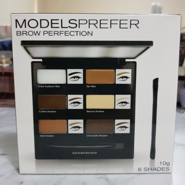 Models Prefer Brow Perfection