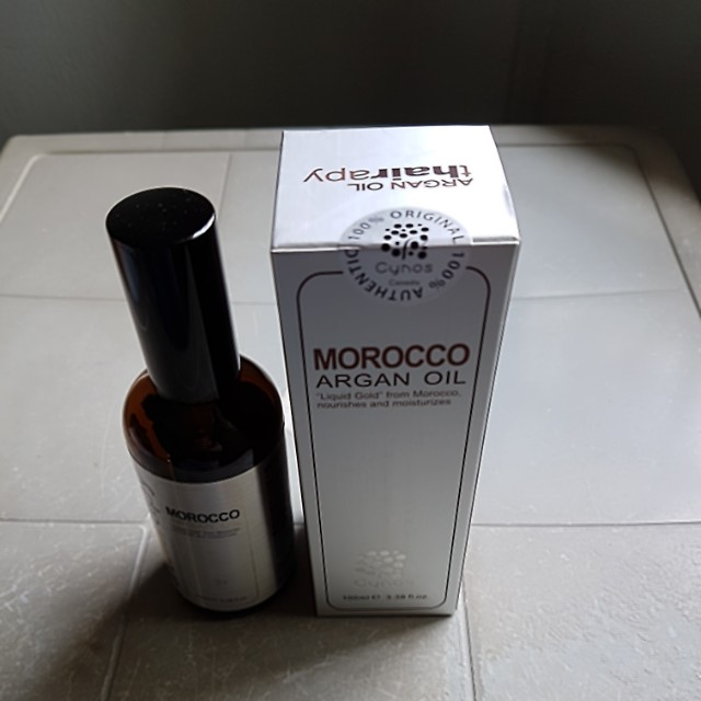 🇸🇬 Morocco Argan oil 100% Pure 坚果油