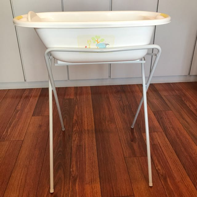 Mothercare Baby Bath Tub with Stand on Carousell