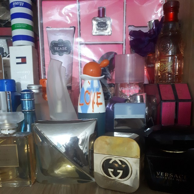 My Perfume collections!