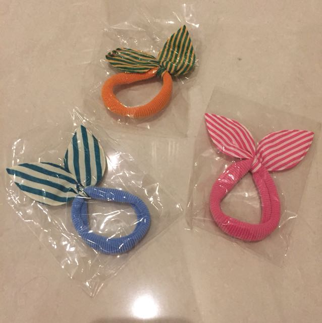 NEW-Kunciran Bunny (3Pcs 10rb)