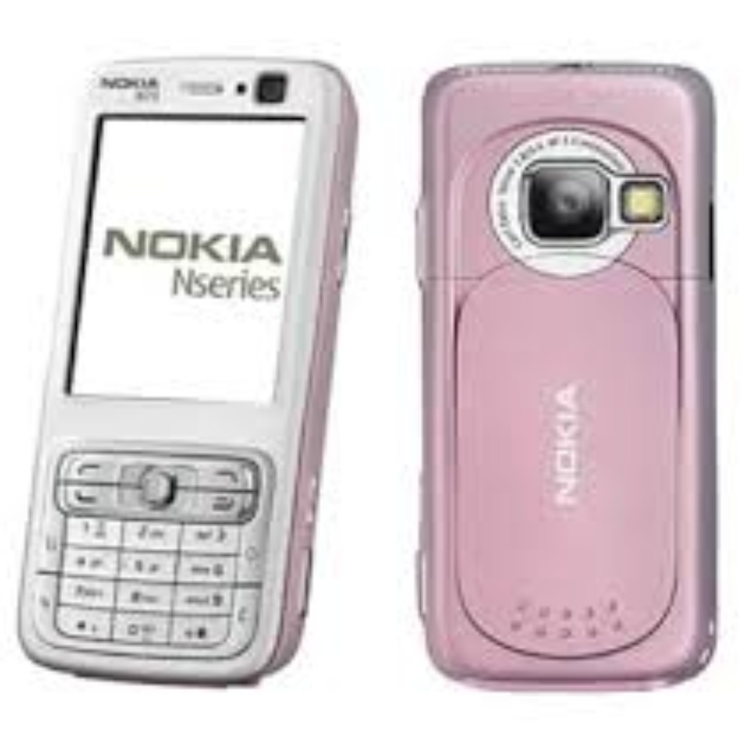 Nokia N73 (3G) - LIMITED EDITION - PINK SET