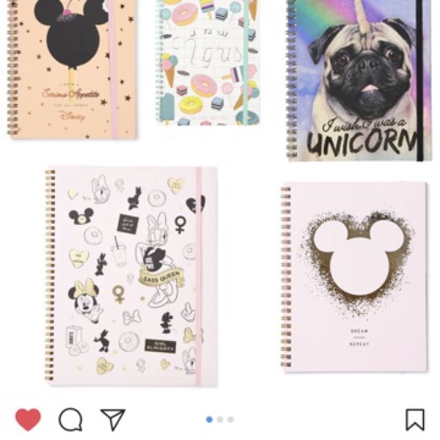 Notebook by Typo