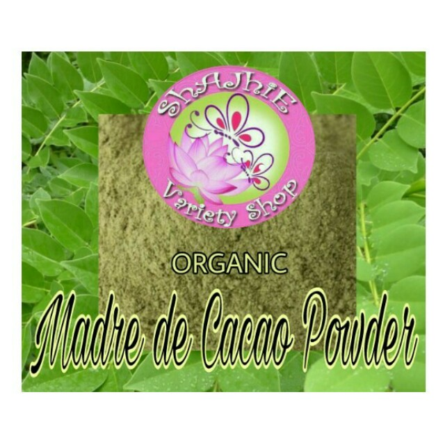 Organic Madre de Cacao Powder