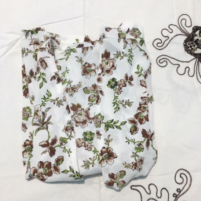 Outwear flowers