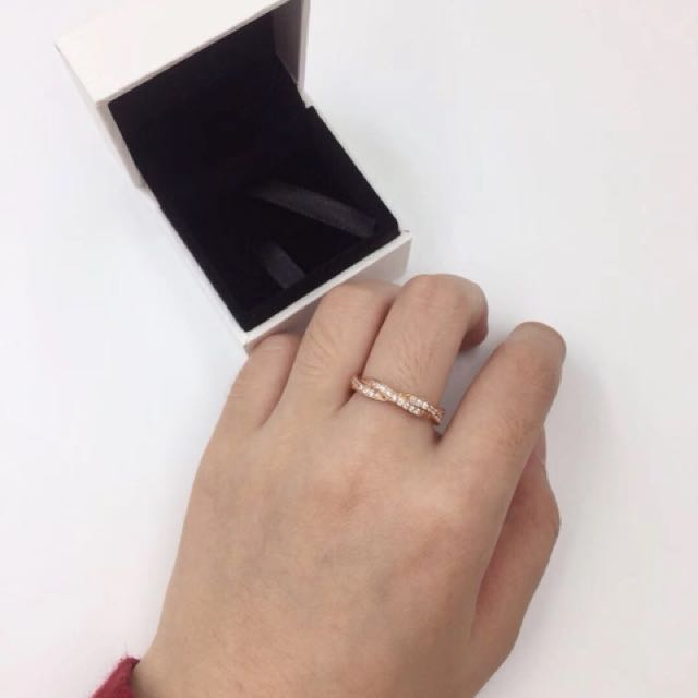 Pandora 正品戒指