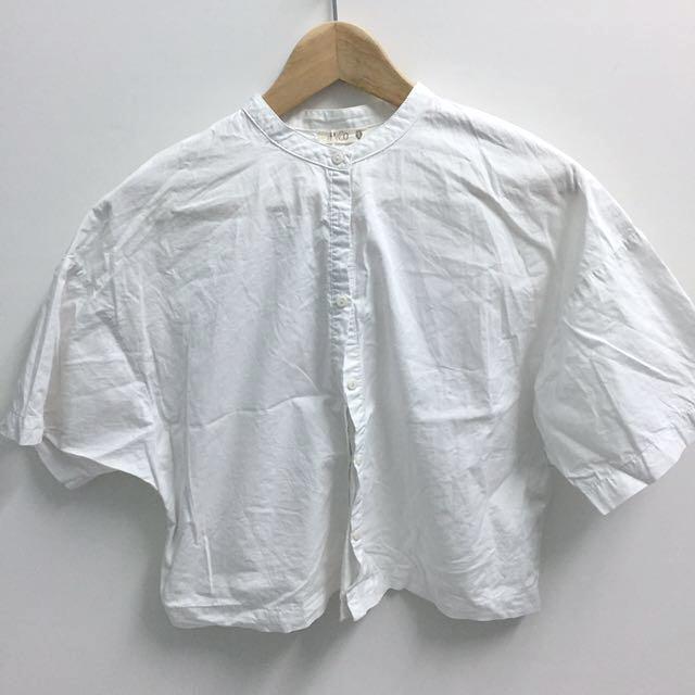 P&Co white formal tops