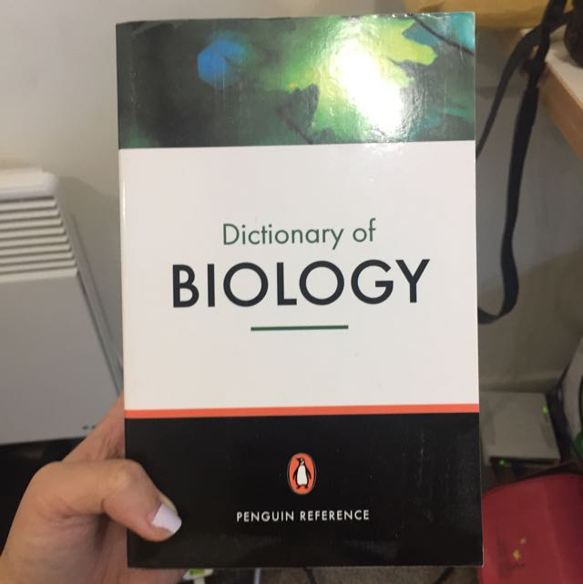 Penguin Reference Dictionary Of Biology