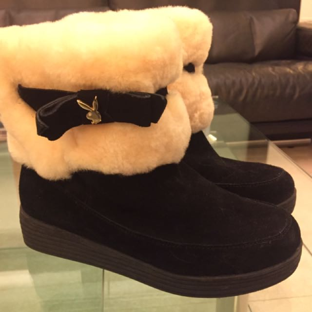 Playboy靴子
