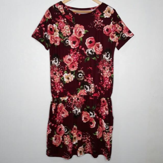 Plus size jumpskirt