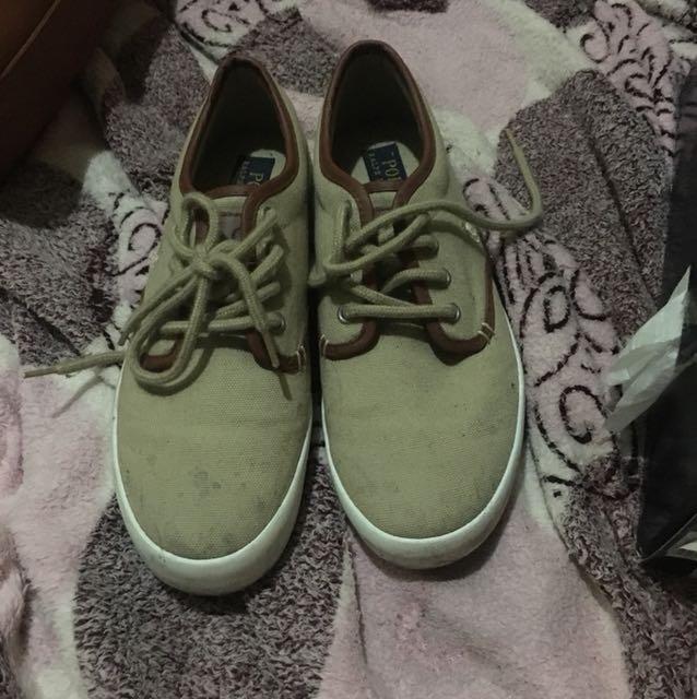 Polo Beige Sneakers