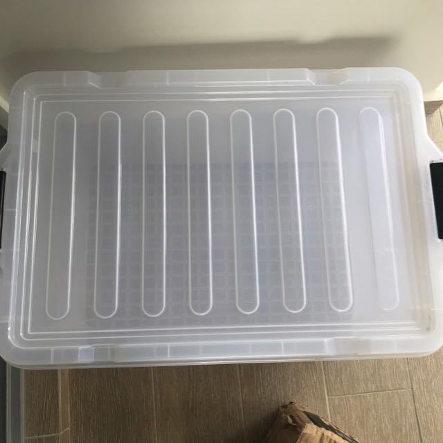 Preloved storage container