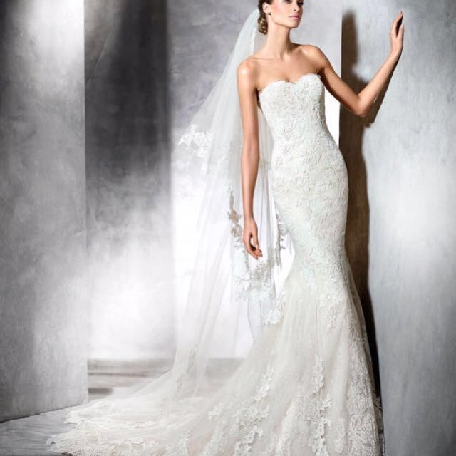 Pronovias Prince Wedding Gown