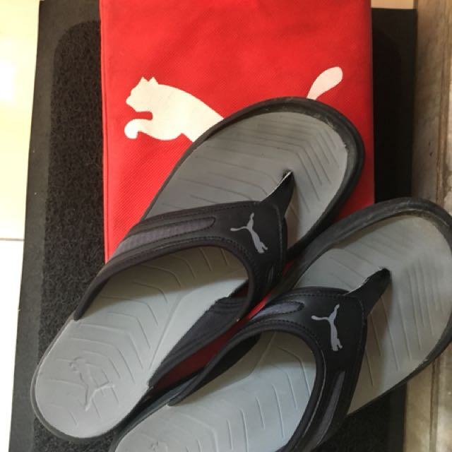 af76a6efaa59 Puma slippers for man 👞 size 8