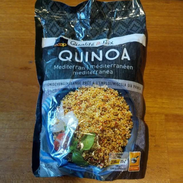 QUINOA 蔾麥