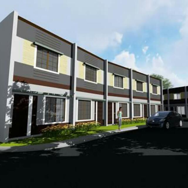 RCD Villas Townhouse In Trece Cavite