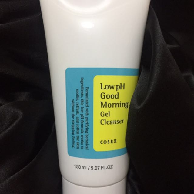 RESERVED to M' Carell Cosrx Low pH Good Morning Gel Cleanser