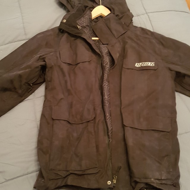 Rip curl men's outer shell