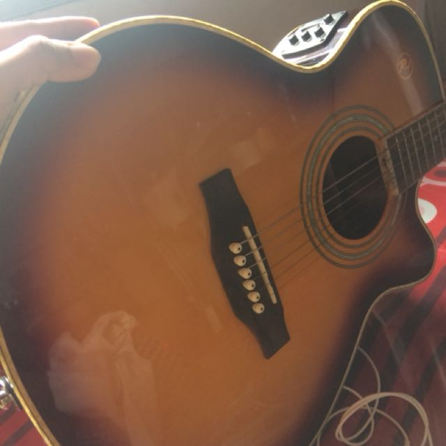 RJ Acoustic- Electric Guitar