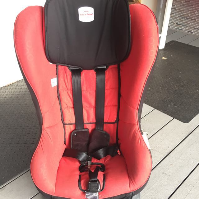 Safe N Sound Car Seat