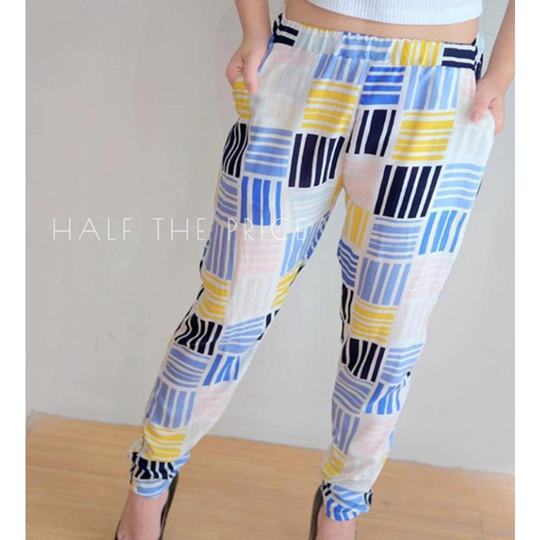 SALE! HTP Colorful Soft Pants