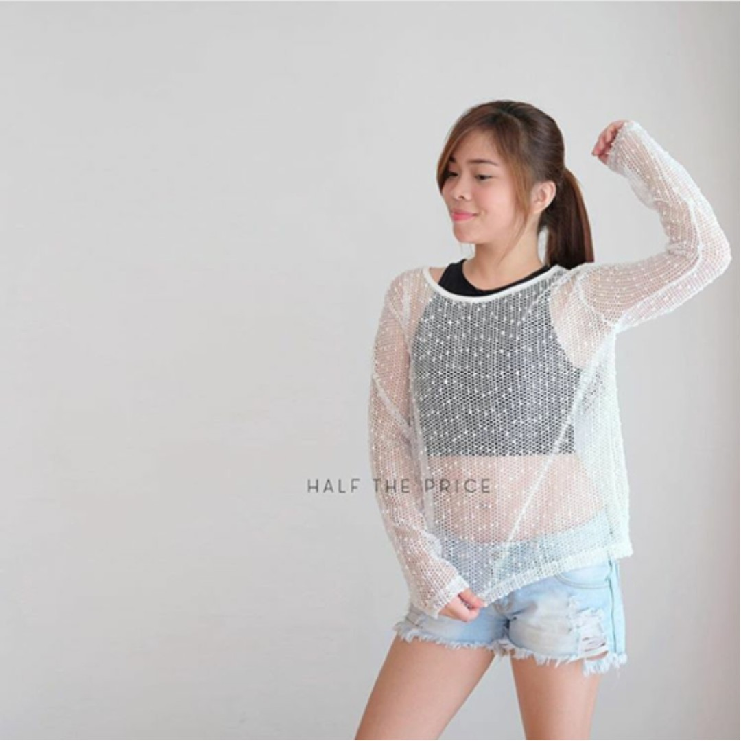 SALE! HTP White Cover Up (inner not included)