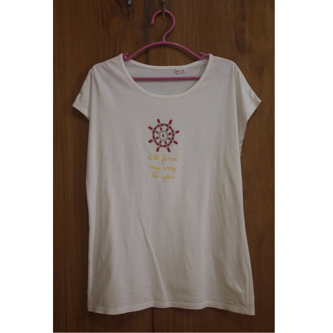 SALE! UNIQLO Statement Shirt